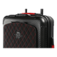 TecknoMonster Carbon Suitcase Cabin Large