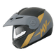 SCHUBERTH E1 Flip Front Casco - Grey/Black/Gold