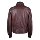Reparto Corse Vintage Brown Leather Jacket