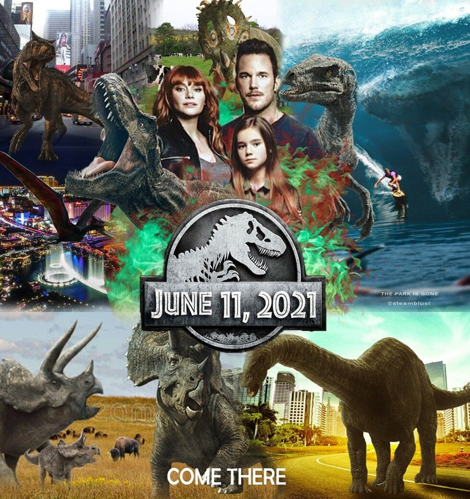 Jurassic World 3 Gets a Working Title, What Secret Is It Hiding?