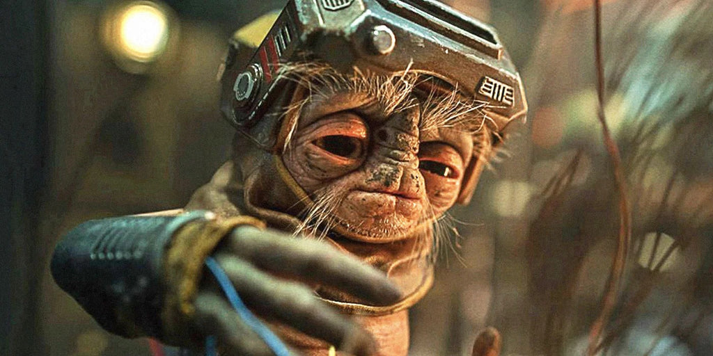 Babu Frik Is The Best Character In 'Star Wars' & I Would Lay Down My Life For That Bastard