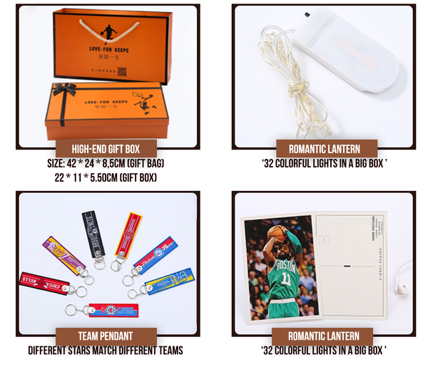 OLBIO Kobe Bryant Elite Gift Box Set