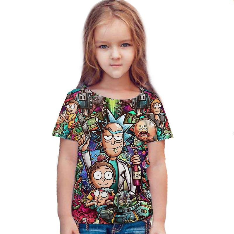 Rick and Morty T-Shirts