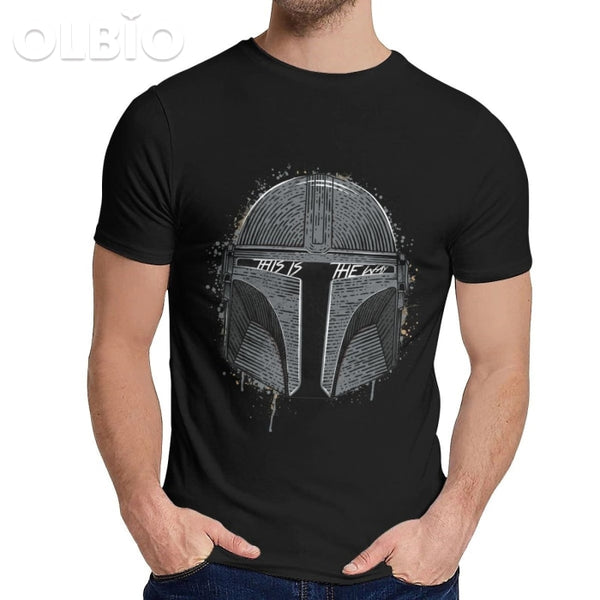 Mandalorian This Is The Way Mens T-Shirt
