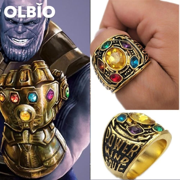Thanos Glove Rings Ring