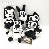 Olbio Bendy Plush Game And The Ink Machine Toy