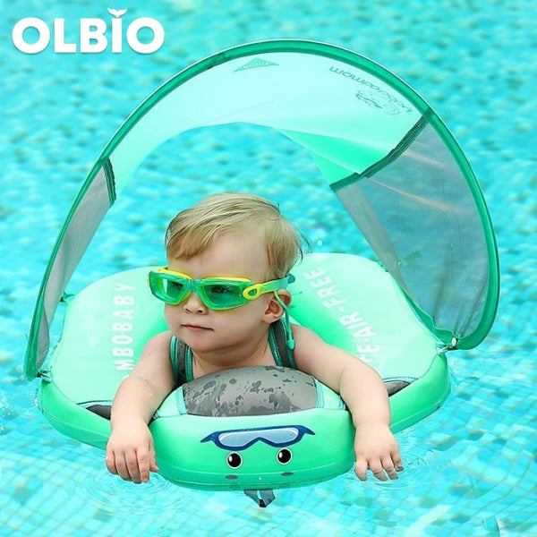 OLBIO Baby Float Swimming Ring