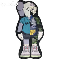 Kaws Carpet Companion Mat Blue / 40*70Cm