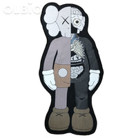 Kaws Carpet Companion Mat Gray / 40*70Cm