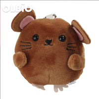 OLBIO Plush Mouse Keychain Cute Stuffed Toys