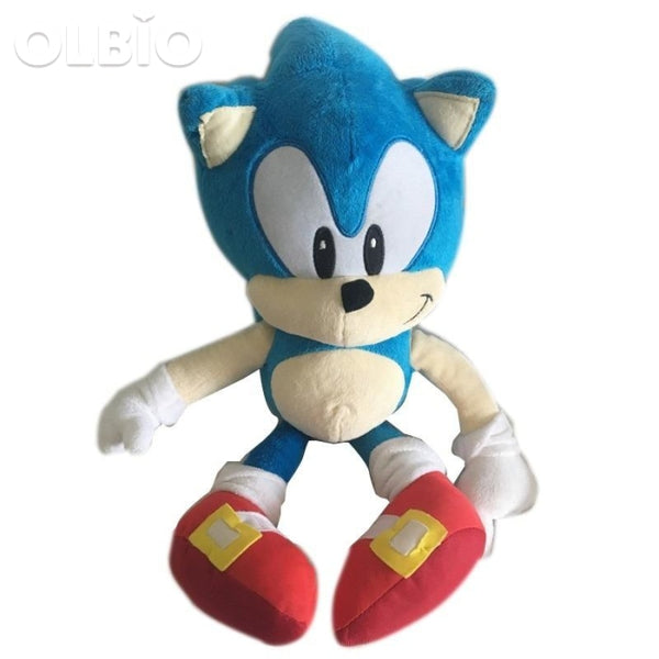 Sonic The Hedgehog Plush Toy 16 *free Shipping