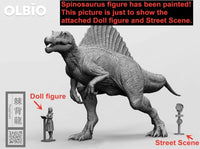 New 2020 Nanmu Studio Spinosaurus 1/35 Scale Resin Statue
