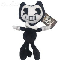 Olbio Bendy Plush Game And The Ink Machine Toy Black