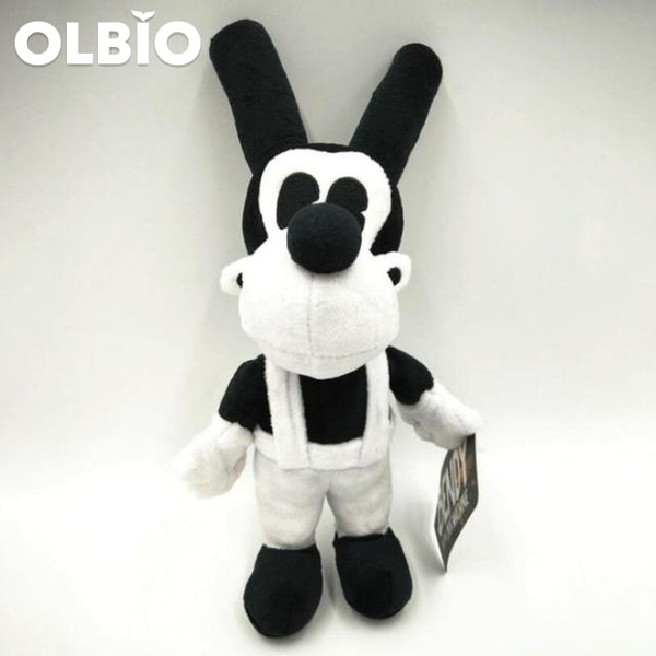 Olbio Bendy Plush Game And The Ink Machine Toy Pink