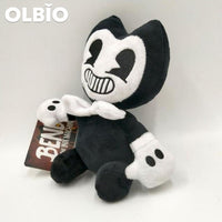 Olbio Bendy Plush Game And The Ink Machine Toy Multicolor