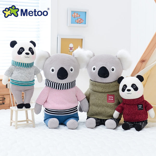 OLBIO Cute Koala Panda Stuffed Plush Toys