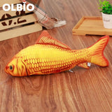 Olbio Fish Plush Toy With Catnip + Free Shipping 4 / 20Cm