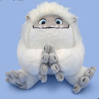 20/26/37cm Movie Abominable Snowman Plush Toy Doll Pillow Soft Kawaii Stuffed