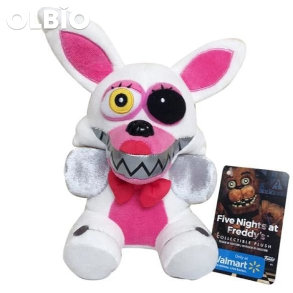 Olbio Five Nights At Freddys Fnaf Nightmare Fox Foxy Plush Toys