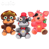 Olbio Fnaf Five Nights At Freddys Plush Toys Sister Location