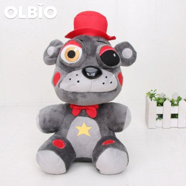 Olbio Fnaf Five Nights At Freddys Plush Toys Sister Location Lefty