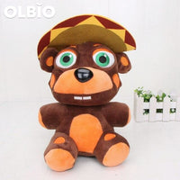 Olbio Fnaf Five Nights At Freddys Plush Toys Sister Location El Chip