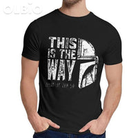 Olbio This Is My Way T-Shirt Black / 6Xl Clothes