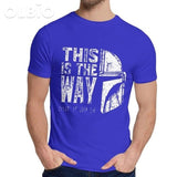 Olbio This Is My Way T-Shirt Blue / 6Xl Clothes