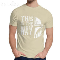 Olbio This Is My Way T-Shirt Khaki / 6Xl Clothes