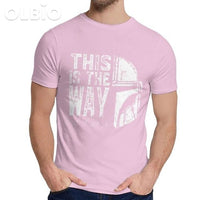 Olbio This Is My Way T-Shirt Pink / 4Xl Clothes