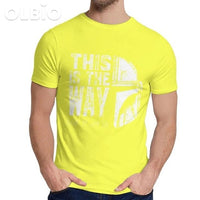 Olbio This Is My Way T-Shirt Clothes