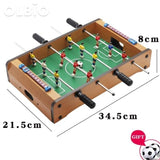 Mini Table Foosball Soccer Game A