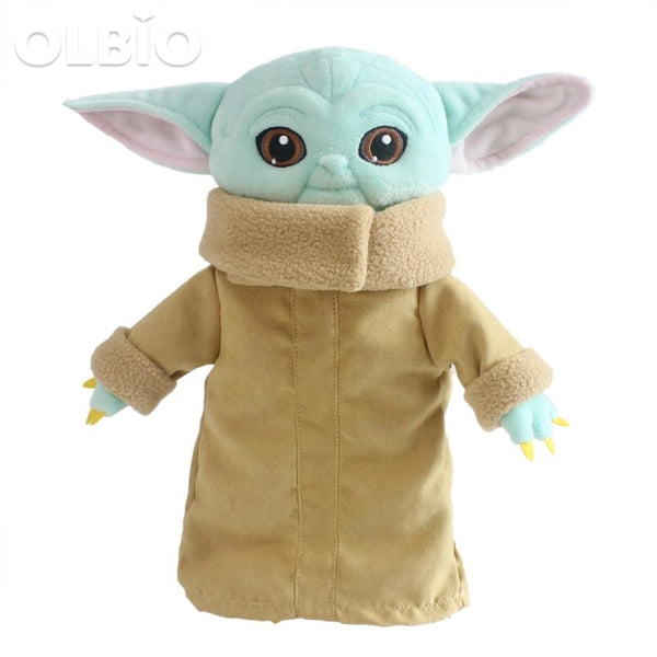 The Child 11 Inch Plush Baby Yoda Toy