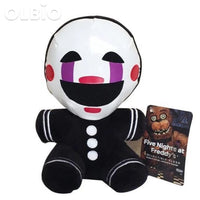 Olbio Five Nights At Freddys 4 Fnaf Nightmare Marionette Stuffed Plush Toys