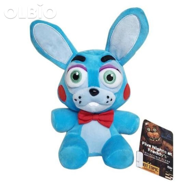 Olbio Five Nights At Freddys 4 Fnaf Bonnie Rabbit Plush Toys