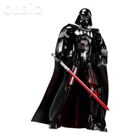 Olbio Star Wars Buildable Figure Building Block Action Toys For Kids Darth Vader Ii