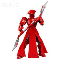 Olbio Star Wars Buildable Figure Building Block Action Toys For Kids Praetorian Guard