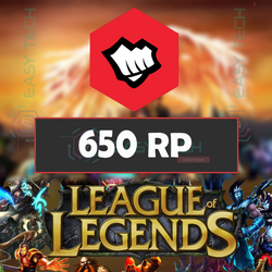 League of Legends 650RP EU