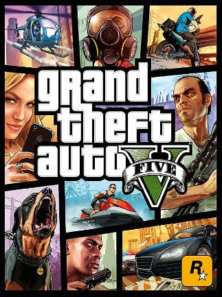 Grand Theft Auto V - (PC - Rockstar Key)
