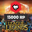 League of Legends 15000RP EU (Promo)