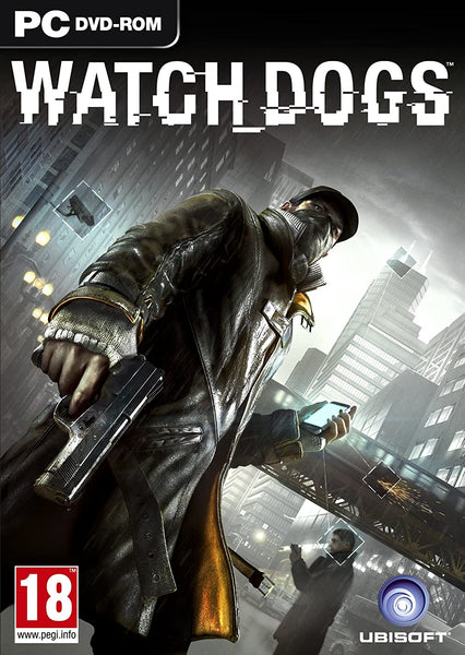 Watch Dogs (PC) [ Uplay ]