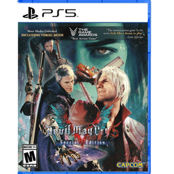 Devil May Cry 5: Special Edition – PlayStation 5