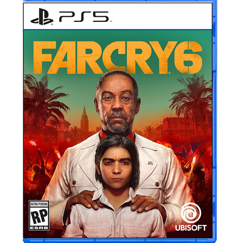 Far Cry 6 – PlayStation 5