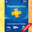 PLAYSTATION PLUS 3 MONTHS MEMBERSHIP (FR)