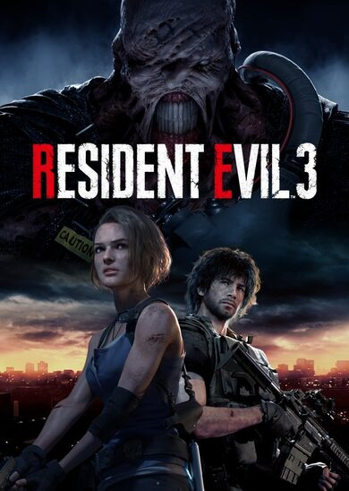 Resident Evil 3 (PC) [ Steam ]
