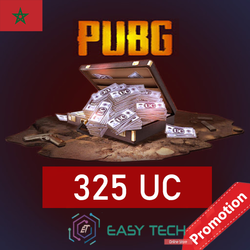 PUBG MOBILE - 325 UC - Transfert via ID (PROMOTION)