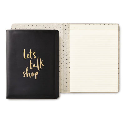 Kate Spade 'Let's Talk Shop' Folio
