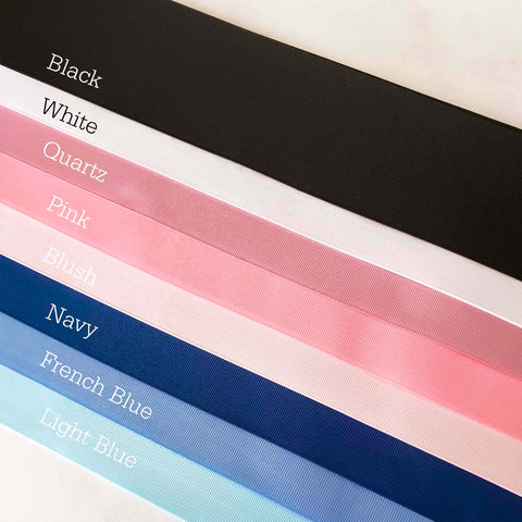 Serif Customised Party Sash