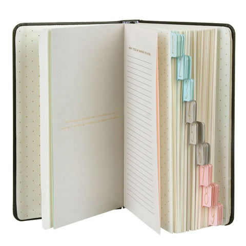 Kate Spade Expect the Unexpected Pregnancy Journal