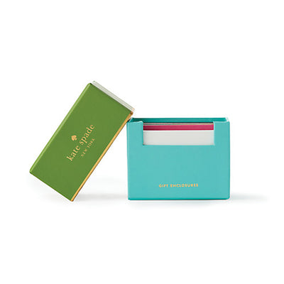 Kate Spade Gift Enclosure Card Set